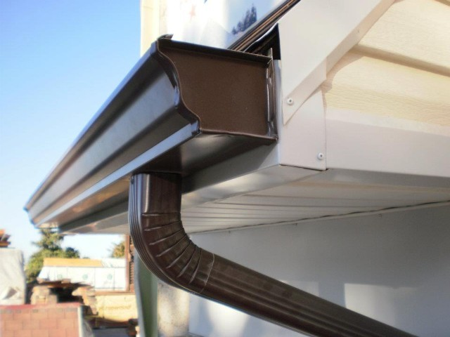 Aluminium Soffits and Fascias